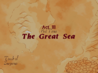 Warcraft II Beyond the Dark Portal - Act III (The Great Sea)