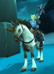 Caladis Brightspear Mounted