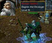 Dargen the Orcslayer Bonus campaign