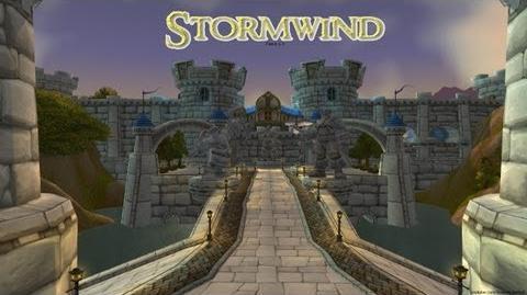 Stormwind Wowwiki Fandom Powered By Wikia