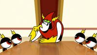 S1e13b Lord Hater thinking about it