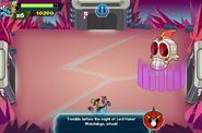 Gameplay Lord Hater Spaceship