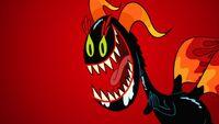S1e1b Beast suddenly evil again