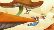 S1e6b Sylvia hits the mushroom
