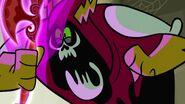 S1e16b Hater '' DUMB CAPE! ''