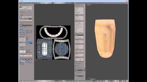 Importing a custom 3D model