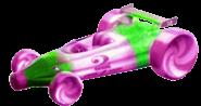 The Glazy rocket