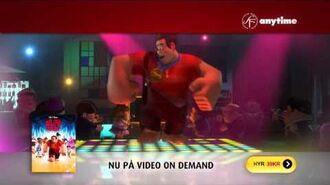 SF Anytime tv-reklam för Röjar-Ralf