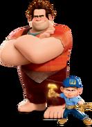 Ralph and Felix
