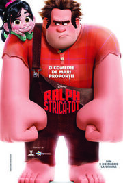 Wreck-It Ralph Romanian