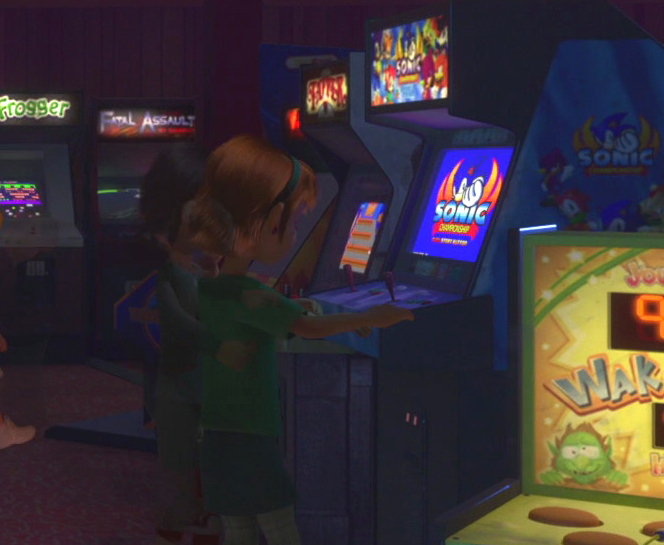 List of cameos | Wreck-It Ralph Wiki | FANDOM powered by Wikia