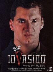 WWF Invasion
