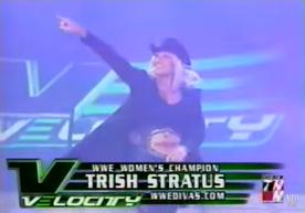 WWE Velocity Broadcast