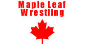 Maple Leaf Wrestling Logo