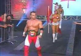 Team Canada WCW