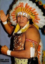 Chief Jules Strongbow
