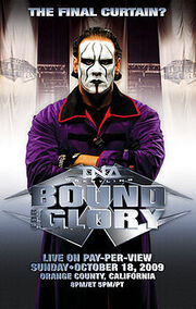 TNA Bound For Glory 2009