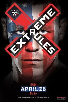 WWE ExtremeRules 2015