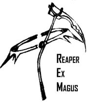Reaper Ex Magus Cover