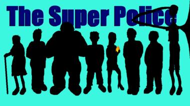 Super Police cover