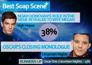 WRIXAS Winter 14 Best Soap Scene winner