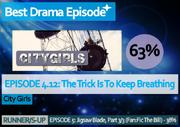 WRIXAS Winter 14 Best Drama Episode winner