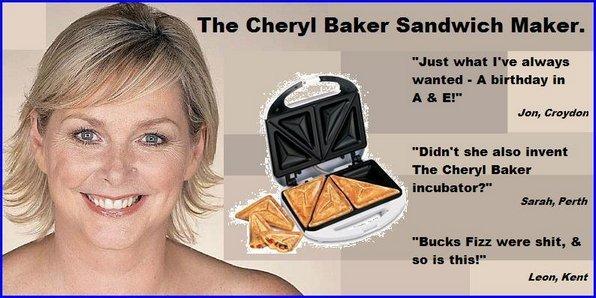 Cheryl baker maker