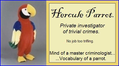 Hercule parrot
