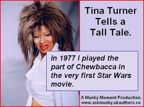 Talltales chewbacca