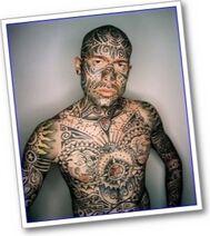Tattooed kirk