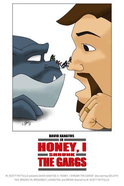 HoneyIShrunktheGargs