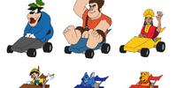 Disney Kart (2 of 5)