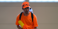Splatoon cosplay