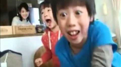 Japanese McDonalds Commercial - english subtitles