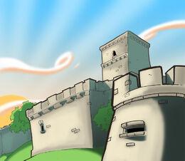 Midevil Cartoon Castle by bosstones22.jpg
