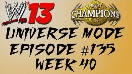 WWE '13 Universe (Ep