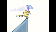 280 Wubbzy Stands On His Toes