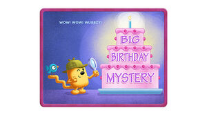 Big Birthday Mystery