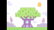 234 Wubbzy Continues Cheering and Wrecking Treehouse