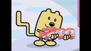 299 Wubbzy Holds Wrecked Train