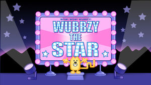 Wubbzy star