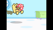 073 Wubbzy Bounces While Holding New Ball