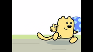 91 Wubbzy Runs Off