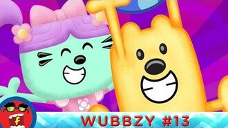 That's What Friends Are For - Fredbot Children's Cartoon (Wow! Wow! Wubbzy!)