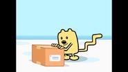 067 Wubbzy Opens Package