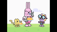 595 Wubbzy and Widget Have Some 4