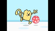 110 Wubbzy Raises Leg in Air Again
