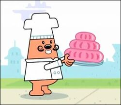 Chef fritz jelly cake