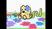 040 Wubbzy Paints Card 4