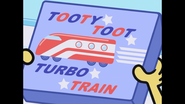 065 It's the Tooty Toot Turbo Train!